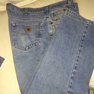 Carhartt Jeans 2pairs 1 price